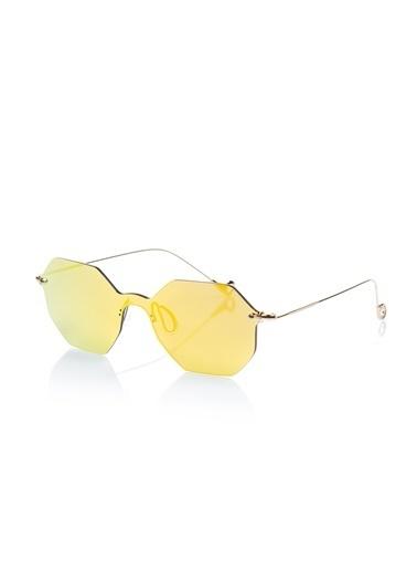 Osse Güneş Gözlüğü Altın